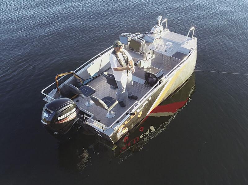 Kalastus Radalla aktiviteetit