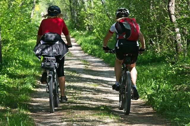 Pyöräily Radalla aktiviteetit