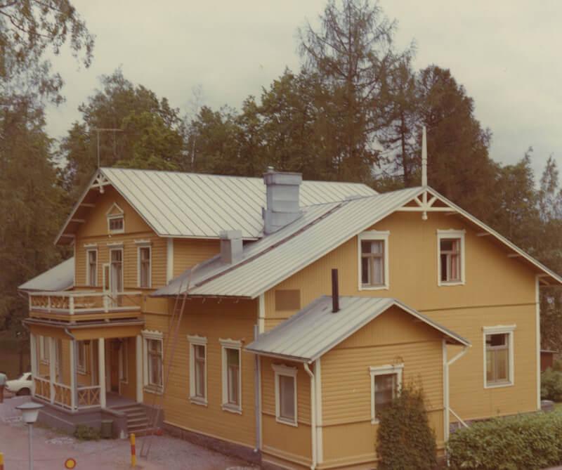 Mantala 1960-luvulla
